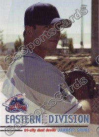 2004 GrandStand Northwest League All Star Jarrett Grube