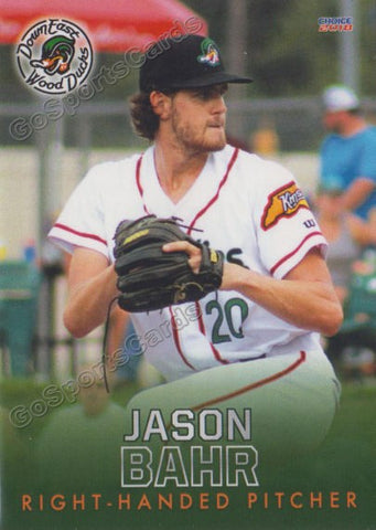 2018 Down East Wood Ducks Jason Bahr