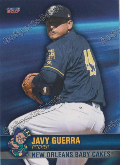 2017 New Orleans Baby Cakes Javy Guerra