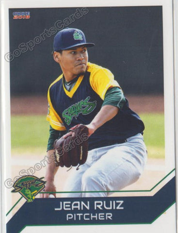 2018 Beloit Snappers Jean Ruiz