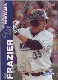 2005 West Michigan WhiteCaps Jeff Frazier