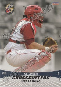 2010 Williamsport Crosscutters Jeff Lanning