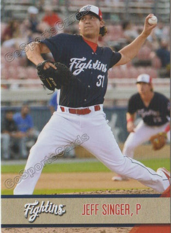 2018 Reading Fightin Phils Update Jeff Singer