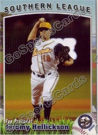 2009 Southern League Top Prospects Set