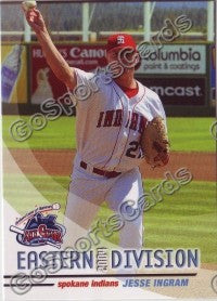 2004 GrandStand Northwest League All Star Jesse Ingram