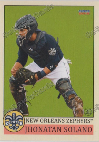 2015 New Orleans Zephyrs Team Set