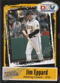 2011 Salt Lake Bees DAV Jim Eppard