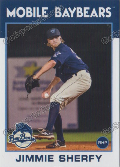 2016 Mobile BayBears Team Set