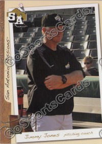 2011 San Antonio Missions Jimmy Jones