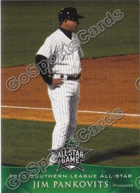 2011 Southern League All Star North Division Jim Pankovits