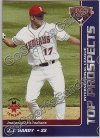2004 International League Top Prospects #13 JJ Hardy