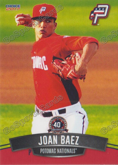 2017 Potomac Nationals Joan Baez