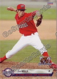 2009 New York Penn League Top Prospects Joe Kelly