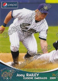 2009 Eugene Emeralds Joey Railey