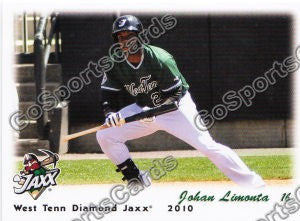2010 West Tenn Diamond Jaxx Johan Limonta