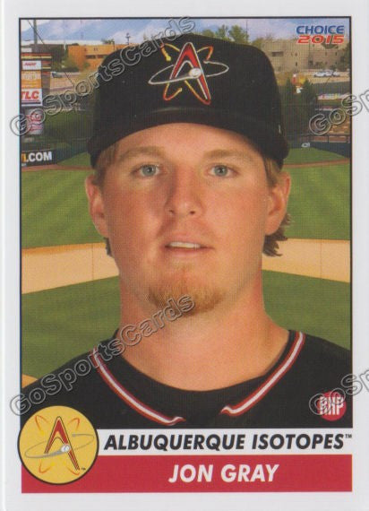 2015 Albuquerque Isotopes Team Set