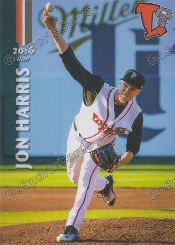 2016 Lansing Lugnuts Team Set