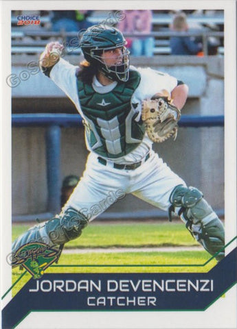 2018 Beloit Snappers Jordan Devencenzi