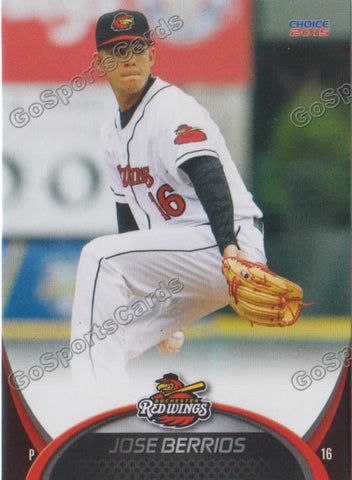 2015 Rochester Red Wings Team Set