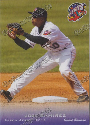 2013 Akron Aeros Team Set