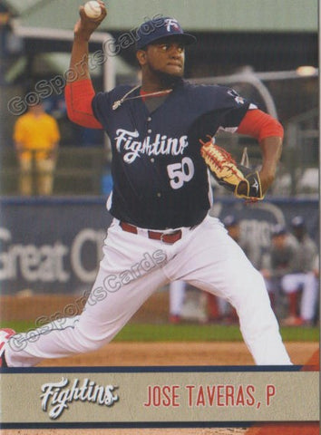 2018 Reading Fightin Phils Update Jose Taveras