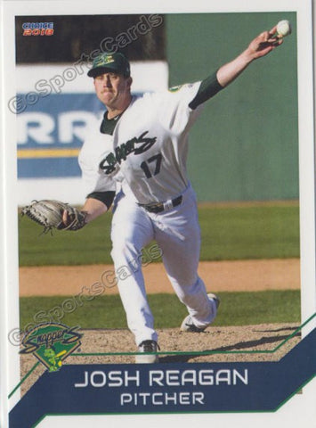 2018 Beloit Snappers Josh Reagan