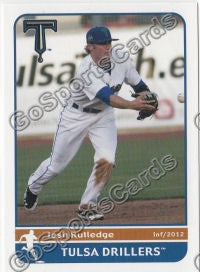 2012 Tulsa Drillers Team Set