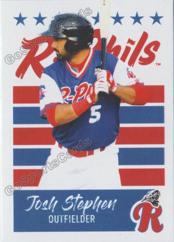 2019 Reading Fightin Phils U3 Josh Stephen