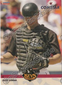 2008 Frederick Keys SGA Justin Johnson
