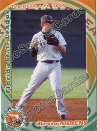 2009 Florida State League Top Prospects Kevin Ahrens