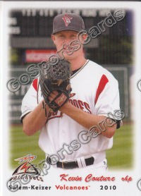 2010 Salem Keizer Volcanoes Kevin Couture