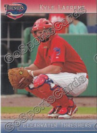 2012 Clearwater Threshers Kyle Lafrenz