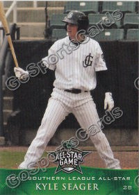 2011 Southern League All Star North Division Kyle Seager