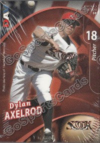 2009 Lake Elsinore Storm DAV Team Set