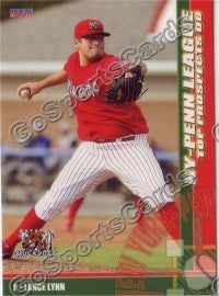 2008 New York Penn League Top Prospects Lance Lynn