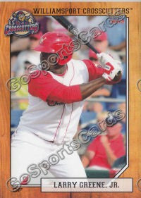 2012 Williamsport Crosscutters Team Set