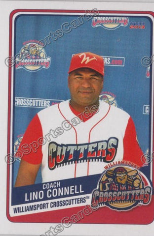 2013 Williamsport CrossCutters Lino Connell