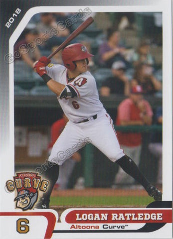 2018 Altoona Curve Logan Ratledge