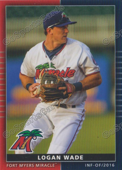 2016 Fort Myers Miracle Logan Wade