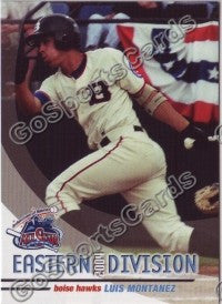 2004 GrandStand Northwest League All Star Luis Lou Montanez