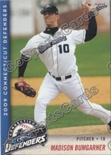 2009 Connecticut Defenders Team Set