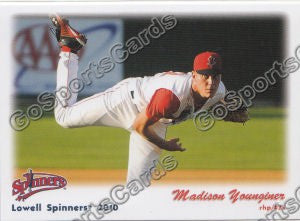 2010 Lowell Spinners Madison Younginer