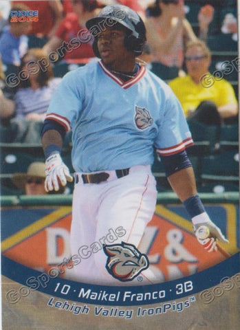 2014 Lehigh Valley IronPigs Team Set