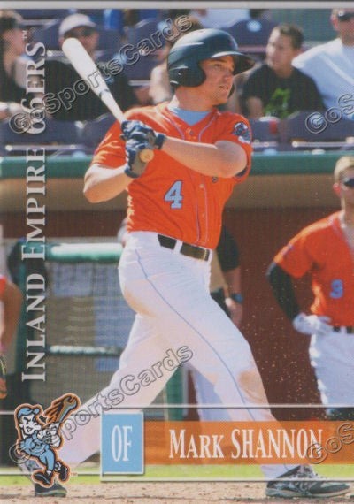 2014 Inland Empire 66ers Mark Shannon