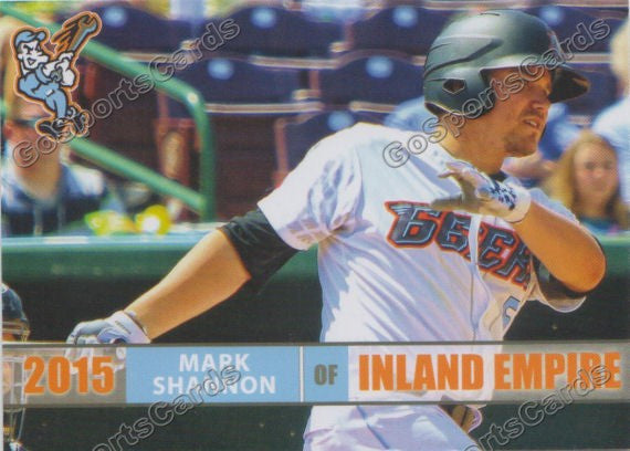 2015 Inland Empire 66ers Mark Shannon