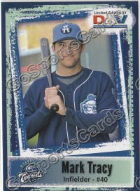 2011 Asheville Tourists DAV Mark Tracy