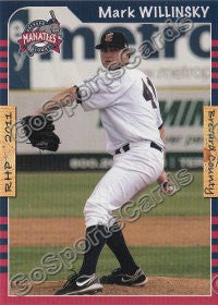 2011 Brevard County Manatees Mark Willinsky