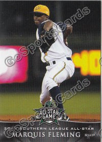 2011 Southern League All Star South Division Marquis Fleming