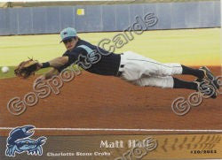 2011 Charlotte Stone Crabs Matt Hall