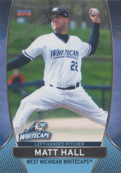 2016 West Michigan Whitecaps Team Set
